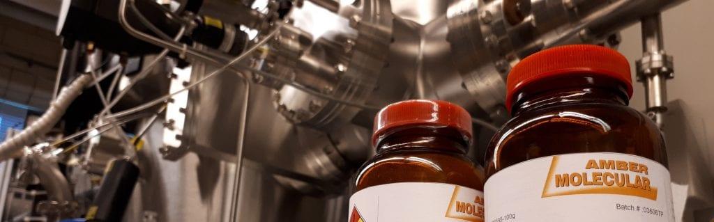 Amber Molecular Inc. Closes Series A