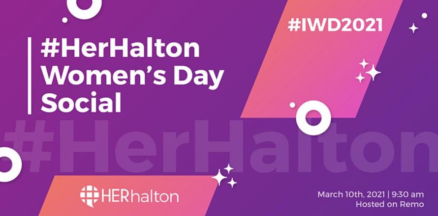 HalTech womens social promo