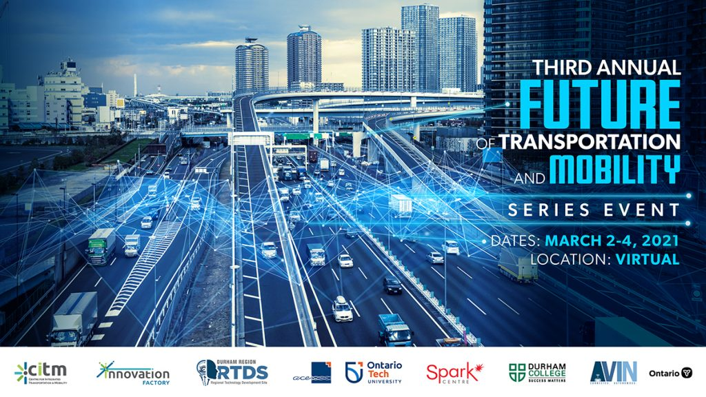 Future of transportation and mobility series promotion