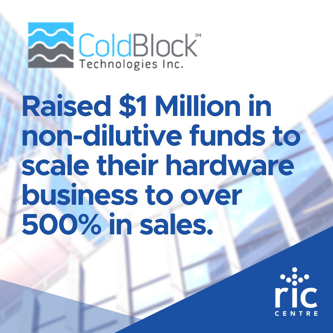 ColdBlock success story