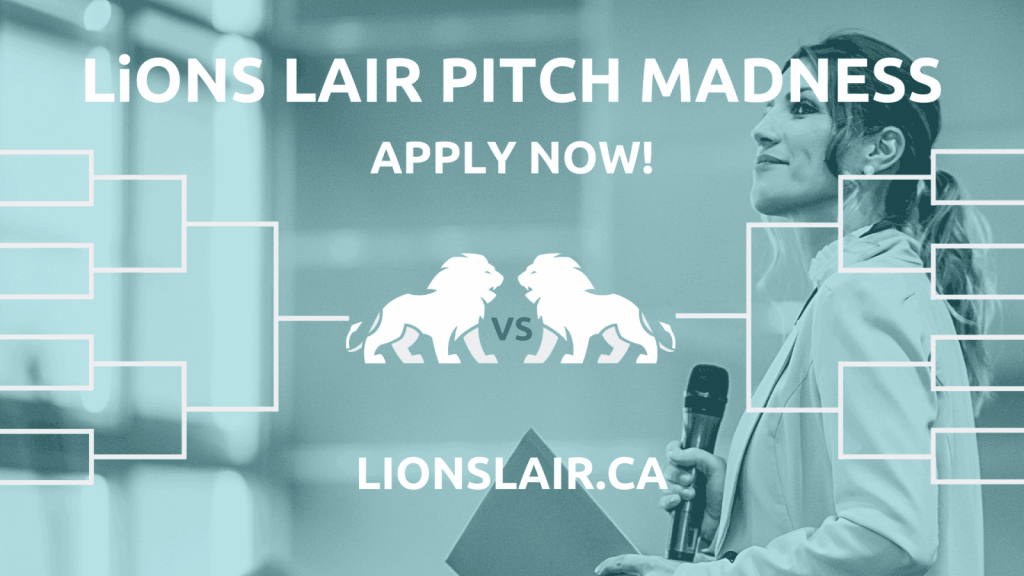 lions lair innovation factory logo